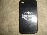 I have a near perfect Harley Davidson case for the