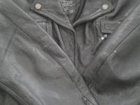 I have a Harley-Davidson real Leather Coat with a snap