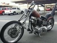 1972 Harley Davidson Shovelhead Runs good and looks