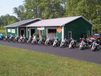 We sell all kinds of new and used H-D and other