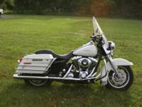 For Sale - 2002 Harley Davidson Road King, 88 twin