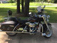 2005 Harley Davidson Road King Classic. Very good to