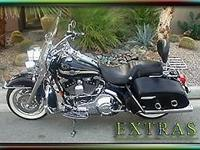 HARLEY DAVIDSON ROAD KING 2003 FLHRC. 100th Anniversary