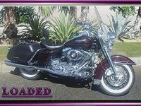 DAVIDSON ROAD KING 2005 FLHRC 'LOADED'. Outstanding