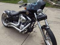 POSSIBLE TRADE for Harley Heritage or Touring Harley