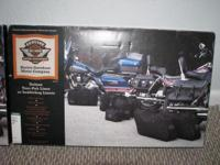 COMPLETE SET OF 3 HARLEY DAVIDSON CRUISER BIKE