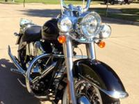 2006 Harley-Davidson FLSTNi Softail Deluxe. This is a