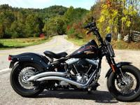 2008 HARLEY DAVIDSON CROSS BONES This Cross Bones is in