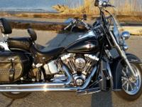 For sale Harley Davidson Softail Heritage Classic 2011.