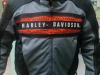 This is a nice jacket from Harley-Davidson, a