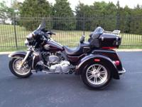Harley Davidson Ultra Classic Touring Tri Glide