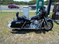INEXPENSIVE BAGGER ? HERE IT IS !!!THIS BIKE IS FULLY