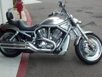 I am selling my 2002 VROD. It has 21,5XX miles on it