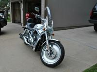 Excellent condition overall, Motorycle has extras