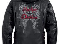 Harley Davidson Women's Soltice 3-n1 Leather