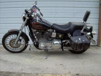 1995 Superglide w/ only 32000 miles on it. Lots of