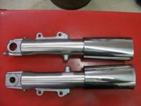 HARLEY FORK SLIDERS & & UPPER TINS TOURING. 46498-00