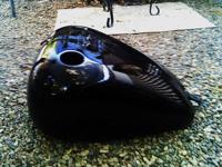 2003 Soft Tail Gas Tank for a carbureted design. I