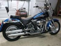 For Sale: FLSTFI 2004 Softtail Fuel Injected Harley