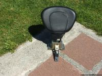 Like New, Harley Riders Backrest, with mounting