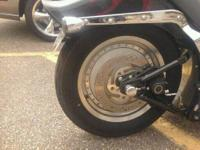 "This is a 21"" Chrome Spoke front rim with tire ( tire"