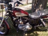5000 OBO 1999 Harley sportster very clean Garage kept
