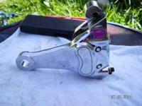 im selling a chrome rear brake caliper and brake pads