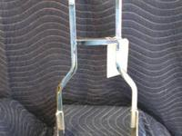 This classic tall upright insert style backrest is