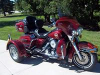 1996 Harley Ultra Classic. FLHTCUI 26,000 Mi, Voyager