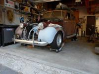 We are looking sell or trade our '39 Pontiac model 28