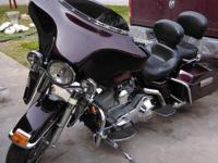 2005 Harley Davidson Electra Glide Classic 23,000 miles