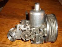 Vintage SU complete carb .... $225 or best offer Oil