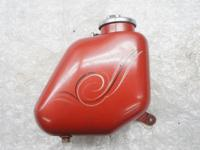 Good used oem oil tank with cap from 73 sportster $70