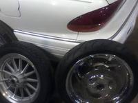 These wheels are off of my 2000 Bagger FLHTPI, The