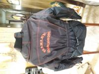 Harley Winter Jacket. Heavy like a snow mobile jacket.