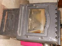 Harman corn/ wood pellet stove 900 OBO. We are