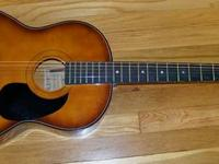 I have for sale a Harmony Acoustic Guitar, Model
