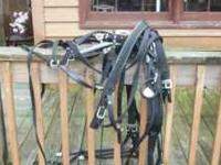 I HAVE A NEW SET OF NYLON HORSE HARNESS ASKING $$150