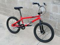 HARO bmx bike details;. HARO F series-2 structure and