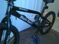 We have for sale a HARO Backtrail X4 Nyquist edition