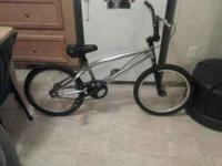 I have a Haro Bmx Bike. Im not sure of what model it