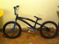 I have several BMX bikes and parts. I recently restored