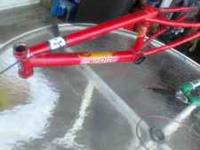 Haro f2c series bike frame, good condition, few