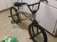 awesome Haro F3 series bmx bike. Im moving into an