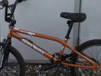 Good condition Haro bike.   See pictures.   Some minor