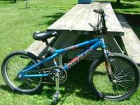 I have a Haro revo Bmx Bike. It works fine. need to get