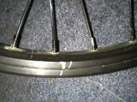 im selling a sealed 9 tooth haro rim. i got this rim