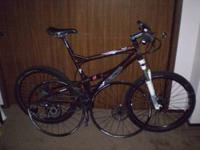 I'm looking to sell or trade my 2009 Haro XC bike,