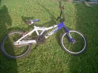 For sale is a Haro SR 2.0 complete bike and fully