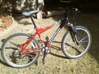 Nice bike in decent used condition. Some scratches and